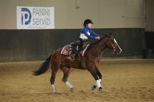 2 tappa TRHA 2019 - LAZZERI MARTINA & PC ROOSTER SURPRISE score 65,5